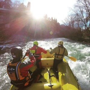 Escursionismo in Rafting, Kayak e SUP