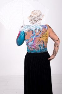 BODYPAINTING CON FOTO